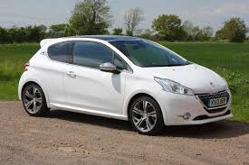 peugeot small car the best fast and economical cars parkers