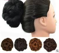 chignon maker cheap hair chignon bun free shipping hair chignon bun 100