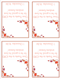 thanksgiving printable card templates
