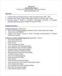 Create A Resume Online Free by Extraordinary Bilingual Resume 38 With Additional Create A Resume