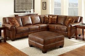 Brown Leather Chair With Ottoman Costco Living Room Brown Leather Chairs Designcorner