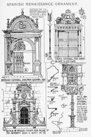 renaissance ornaments a history of architecture on the