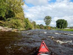 Haskins Valley Campground Milwaukee River Viii Miles Paddled