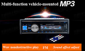 Cd Player With Usb Port For Cars 2017 New Est Car Stereo Mp3 Player 12v Car Audio Fm Radio Usb Sd