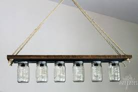 Jar Pendant Light How To Make A Jar Pendant Light The Summery Umbrella