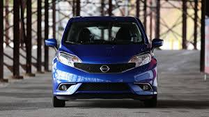 nissan versa reviews 2017 nissan versa note car news and reviews autoweek