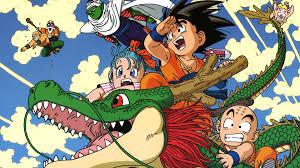 genius dragon ball manga