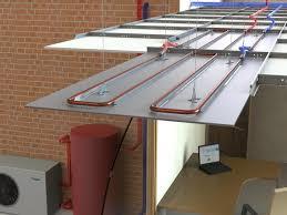 pannelli radianti soffitto riscaldamento a pavimento chioggia installazione pannelli