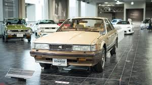 hydrogen fuel cell cars creep the toyota museum is weirder and more diverse than you could ever
