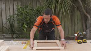 how to build trestle legs mitre 10 easy as youtube