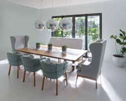 trend alert 5 ways to make mixed but matched dining chairs work