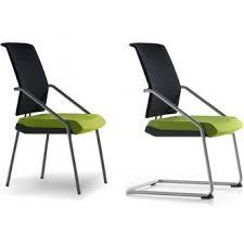 chaise visiteur bureau chaise visiteurs résille tela