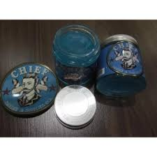 Sisir Chief cek harga baru chief blue pomade solid hold waterbased 4 2oz free