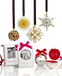 kate spade new york ornament collection