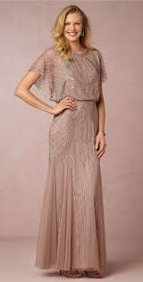mother of the bride dresses rose gold vary of dress