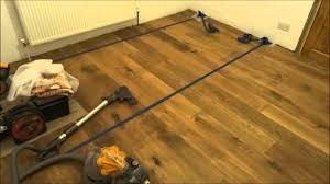 Installing Laminate Flooring Around Doors Complete Diy Bedroom Makeover Renovation Youtube
