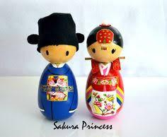 wedding wishes korean korean and groom dolls korean dolls korean