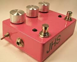 jhs delay jhs pedals pink panther tap tempo delay effects database