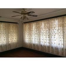 Lush Decor Riley Window Curtain Panel Free Shipping Orders