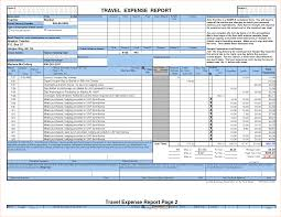Excel Expense Report Template 5 Excel Expense Report Template Procedure Template Sle