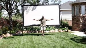 camp chef outdoor big screens video review youtube