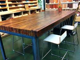 Diy Wood Dining Table Top by Dining Table Diy Wood Dining Table Legs Making Dining Room Table