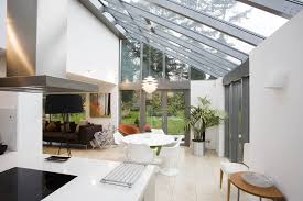 why open plan works apropos conservatories