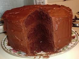 the wooden spoon chocolate fudge cake