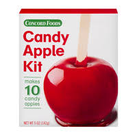caramel apple wraps where to buy concord foods caramel apple wraps 6 5 oz flat yellow package