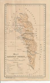 Map Of Monsoon Asia by Journeys Without Maps In Myanmar New Mandala