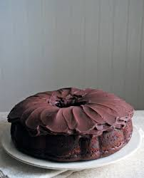 Orange Scented Chocolate Cake With Ganache Frosting The Live In