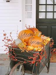 fall decorations for outside 25 outdoor fall décor ideas that are easy to recreate shelterness