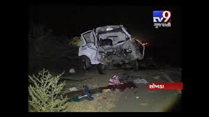 rally mini truck in a tragic accident 14 persons were killed and three others