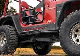 jeep rock sliders country jeep wrangler rock sliders autotrucktoys com