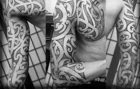 56 adorable maori tribal tattoos on arm