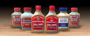 stadium mustard why cleveland takes brown mustard so seriously eater