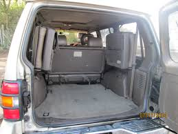 mitsubishi pajero 2000 interior find affordable mitsubishi pajero spares and accessories used car