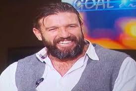 candela calciatore candela show l ex giocatore della roma 皓ubriaco盪 in tv nel dopo derby