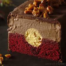 Dessert Flags Indigenous Australian Dessert Flag Chocolate Wattleseed Vanilla