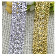 wholesale lace ribbon diy clothes accessories cheap curve lace sewing lace ribbon