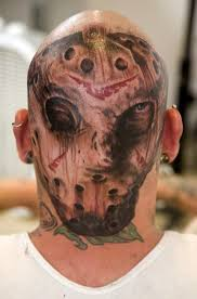 9 of the worst horror tattoos dread central