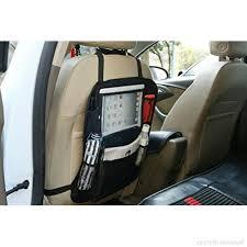 tablette pour siege auto organiseur voiture support pour siège arrière pour enfant avec