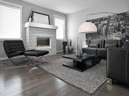 gray hardwood floor houzz