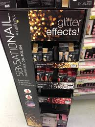 Walmart Halloween Makeup by Spotted At Walmart Sensationail Gel Glitter Effects Polishes