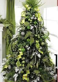 Ideas To Decorate My Tree Green Decoration Idea White Pink Home Made