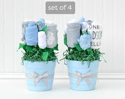 baby shower centerpieces ideas for boys blue baby shower etsy