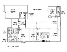 U Shaped House Plans by Home Design Courtyard House Plans Weber Group Regarding 89