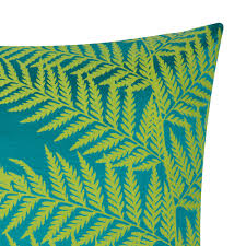 buy clarissa hulse lady fern cushion 45x45cm eisvogel moos amara