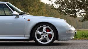 1995 porsche 911 turbo used 1995 porsche 911 993 turbo for sale in sunningdale
