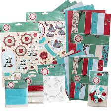 buy bellissima christmas craft supplies set online from the works